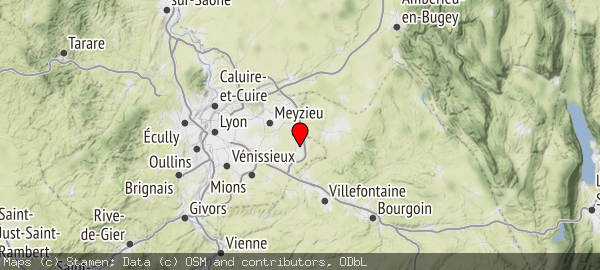 69125 Colombier-Saugnieu, France