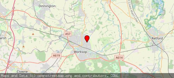 Kilton Hill, Worksop S81 0BD, UK