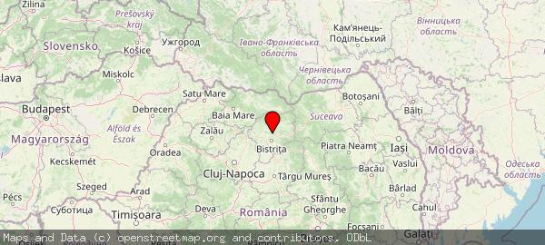 Bistrița-Năsăud County, Romania