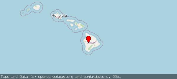 Hawaii County, HI, USA
