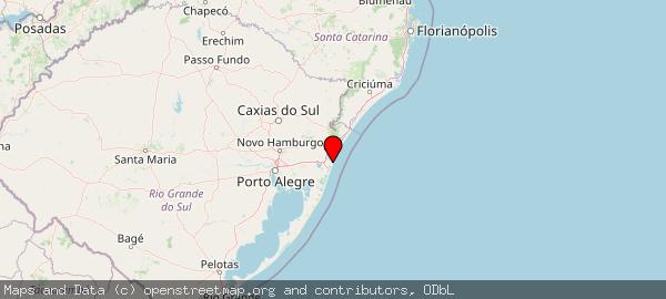 Marisul, Imbé - RS, 95625-000, Brasil
