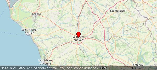 85000 La Roche-sur-Yon, France
