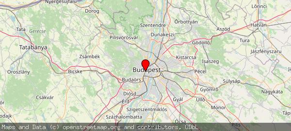 Budapest, 1016 Magyarország