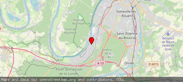 1 Rue de la Papeterie, 76530 Grand-Couronne, France