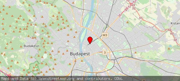 Budapest, Podmaniczky u., Hungary