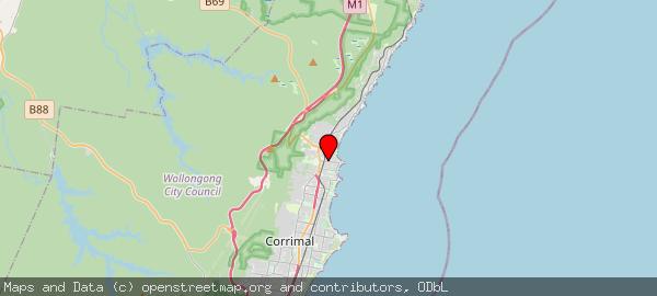 Point St, Bulli NSW 2516, Australia