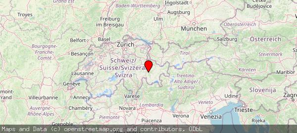 Graubünden, Schweiz