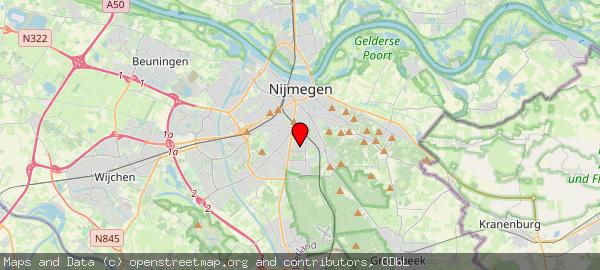 Houtlaan 4, 6525 XZ Nijmegen, Nederland