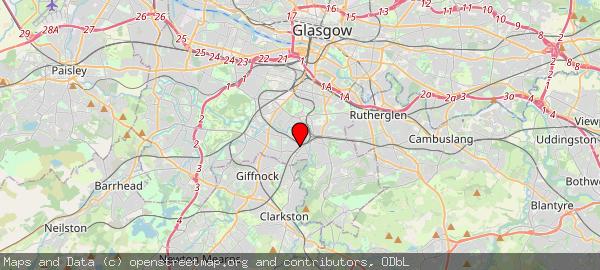 86 Clarkston Rd, Cathcart, Glasgow G44 3DA, UK