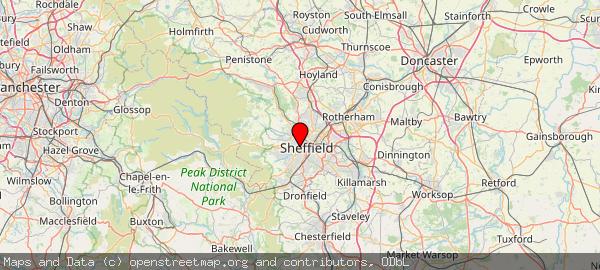 Sheffield S10 2TN, UK