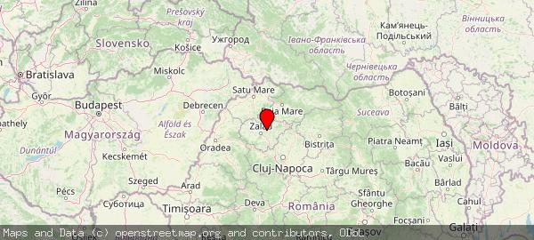 Județul Sălaj, România