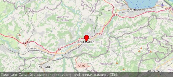 Burggraben 21, 9000 St. Gallen, Schweiz