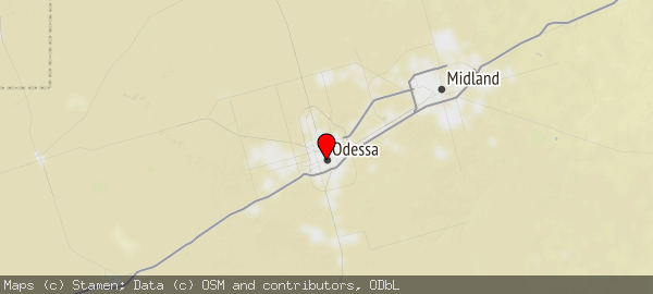 Odessa, TX, USA