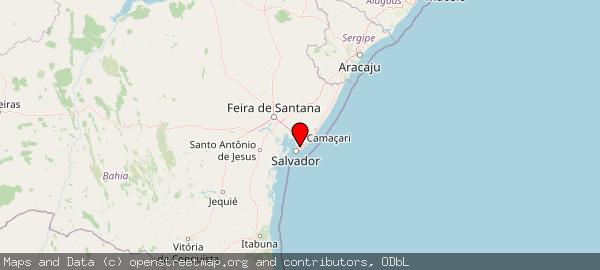 Mussurunga II, Salvador - BA, 41480-065, Brasil