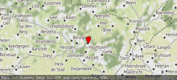 3530 Houthalen-Helchteren, België