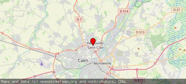 La Haute Folie 11, 14200 Hérouville-Saint-Clair, France