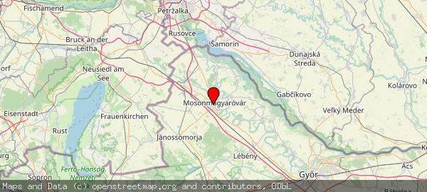 Mosonmagyaróvár, 9200 Magyarország