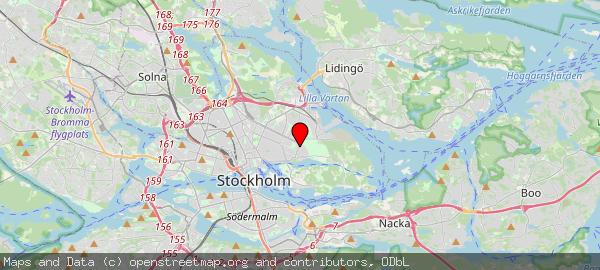 Oxenstiernsgatan 26-34, 115 27 Stockholm, Sverige