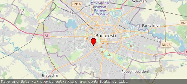 Bulevardul Tudor Vladimirescu, București, România