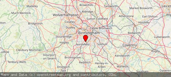 Bournville, Birmingham B30, UK
