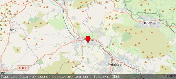 Skipton Rd, Steeton, Keighley BD20 6TD, UK