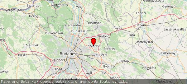 Kistarcsa, 2143 Magyarország