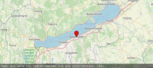 Balatonlelle, 8638 Magyarország