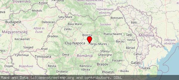 Județul Mureș, România