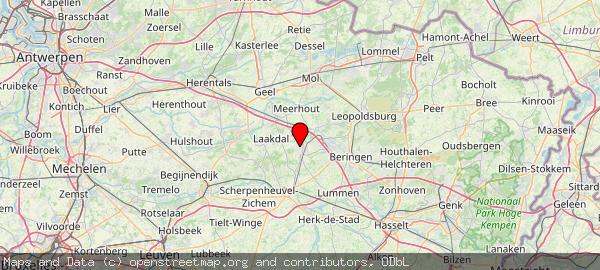 3980 Tessenderlo, België