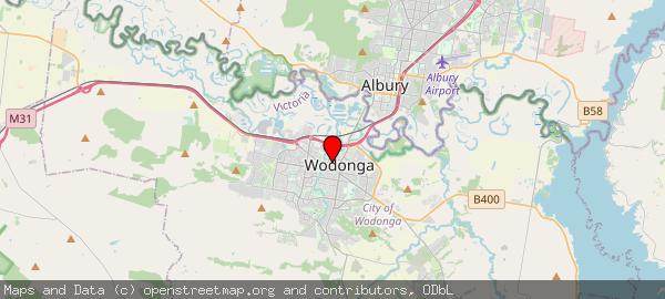 Elgin Blvd, Wodonga VIC 3690, Australia