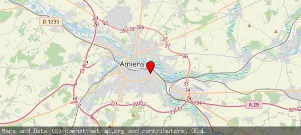 341 Rue Jules Barni, 80000 Amiens, France