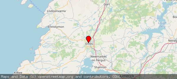 Ennis, Co. Clare, Ireland