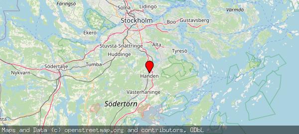 136 46 Haninge, Sverige
