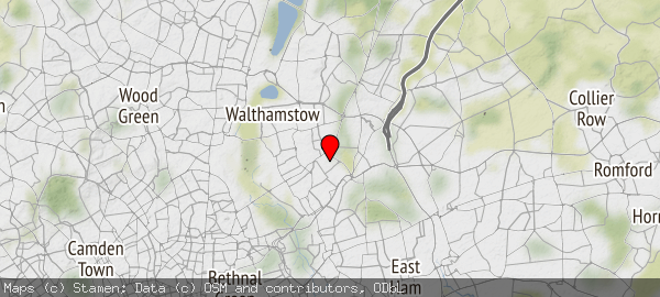Whipps Cross Rd, London E11 1NR, UK
