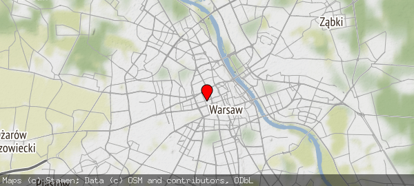 Waliców 14, 00-851 Warszawa, Polska