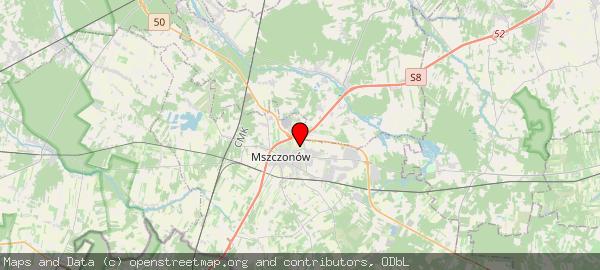 Warszawska 52, 96-320 Mszczonów, Polska