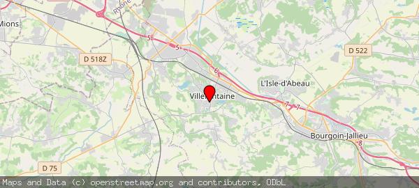 Bd de Villefontaine, 38090 Villefontaine, France