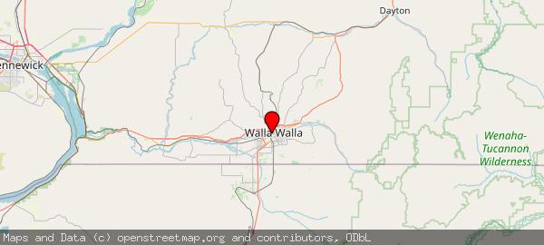 Walla Walla, Wa