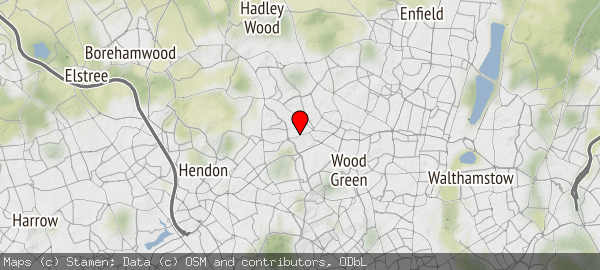 Friern Barnet Road, London, United Kingdom