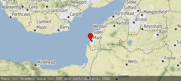 Weston-super-Mare, Weston-Super-Mare