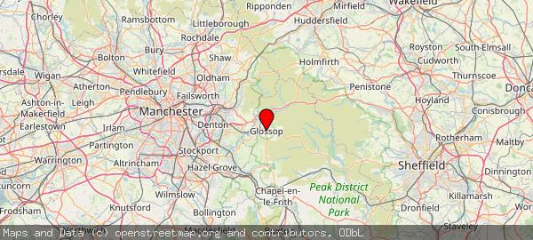 Glossop, Derbyshire