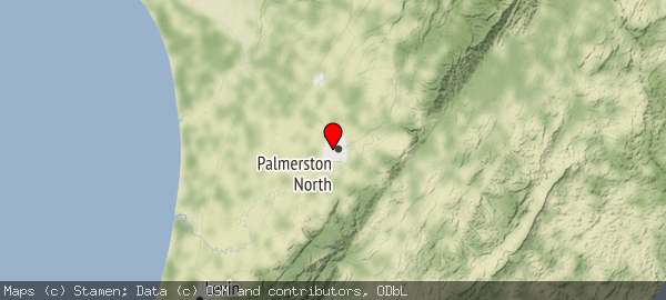 Palmerston North, Manawatu-Wanganui