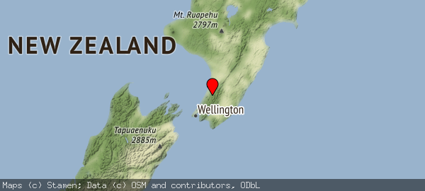 Kapiti Coast District, Wellington