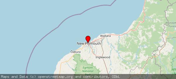 New Plymouth, Taranaki