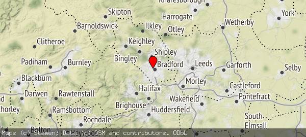 University of Bradford, Richmond Road, Bradford, United Kingdom