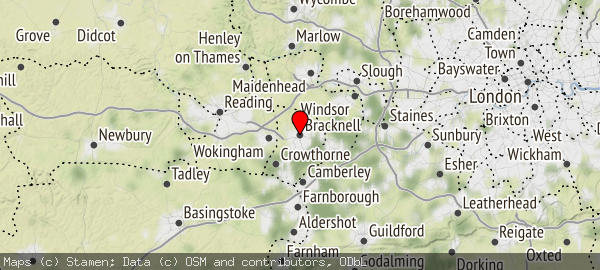 Royal County of Berkshire, Bracknell, United Kingdom