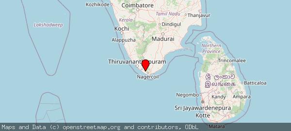 Kaniyakumari District, Tamil Nadu, India.