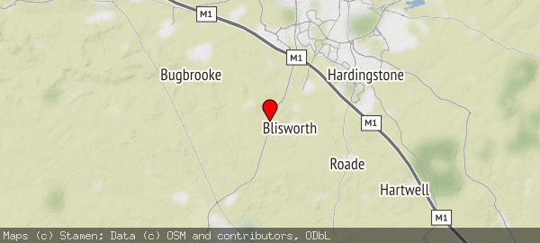 Blisworth and Milton Malsor Northamptonshire