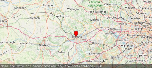 Berkshire, Reading, Great Britain