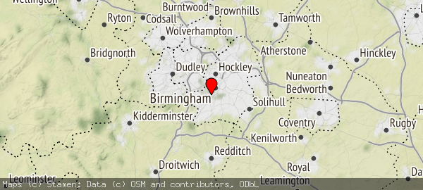 University of Birmingham, Edgbaston, Birmingham, United Kingdom